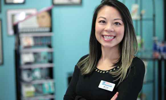 Mai is a compounding pharmacist at harbor compounding pharmacy