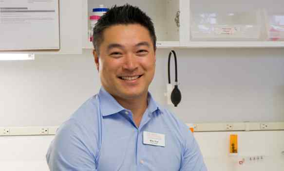 Michael Hua Pharmacist-in-Charge for Harbor Compounding