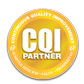 CQI partnership logo for healthcare assurity
